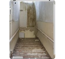 scale abandoned iPad Case/Skin