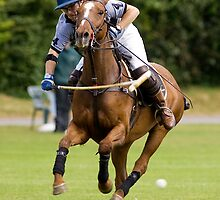 Aldolfo Casabal @ Ham Polo Club  by Mark Greenwood