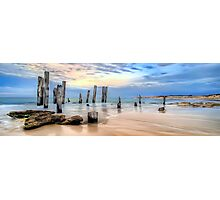 Moods Of Port Wilunga Panorama Photographic Print