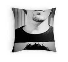 Double Framed Throw Pillow