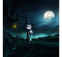 Witch at The Nightmare Photographic Print