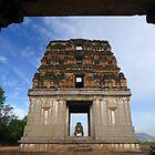 Venkatarama Temple by Arvind Balaraman