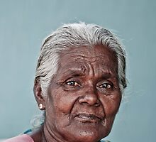 Rural Indian Women by Arvind Balaraman