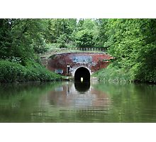 Bruce Tunnel Photographic Print