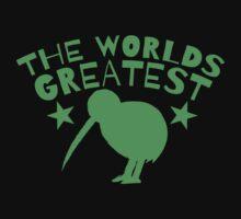 The Worlds greatest KIWI One Piece - Long Sleeve