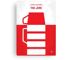 No350 My The Jerk minimal movie poster Canvas Print