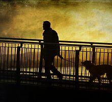 Walking home by nefetiti