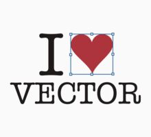 I heart vector by patrik777