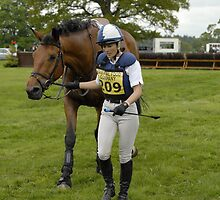 'Ok then, all finished now',Floors Castle Eventing May 21st 2011 by rosie320d