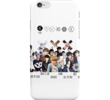 EXO - Collage iPhone Case/Skin