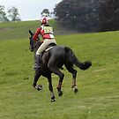 'Well done, on to the next one' Floors Castle Eventing May 2011 by rosie320d