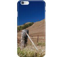 Rural Australia iPhone Case/Skin