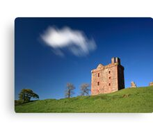 Balvaird Castle Canvas Print