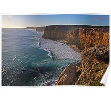 Innes Coastline in Late Afternoon Light Poster