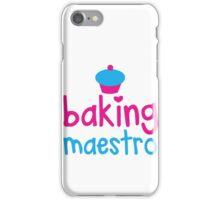 Baking Maestro iPhone Case/Skin