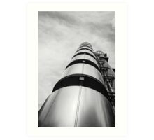 Lloyd´s building, London Art Print