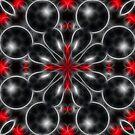 Black Bubbles by Diane Johnson-Mosley