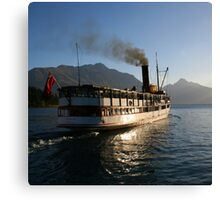 TSS Earnslaw Canvas Print