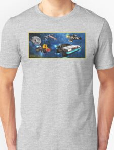 Parzival Departing Falco - Ready Player One Unisex T-Shirt