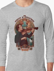 The Science of Deduction Long Sleeve T-Shirt