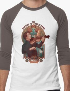 The Science of Deduction Men's Baseball ¾ T-Shirt