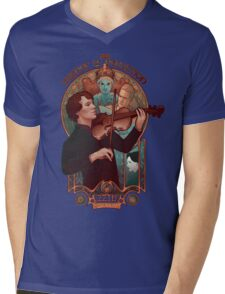 The Science of Deduction Mens V-Neck T-Shirt