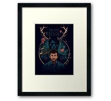 This is My Design Framed Print