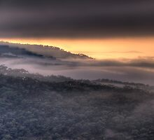 Play Misty For Me - Merlins Lookout, Hill End,NSW - The HDR Experience by Philip Johnson