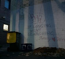 If Longing Went Searching by Robert Knapman