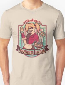 Harley's Puddin' Pops T-Shirt