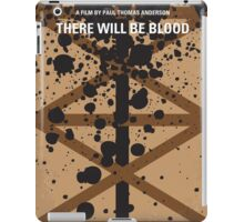 No358 My There Will Be Blood minimal movie poster iPad Case/Skin