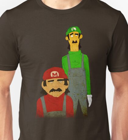 The Super Mario Bro's Unisex T-Shirt