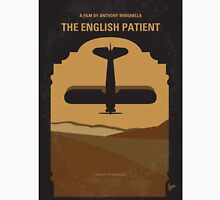 No361 My The English Patient minimal movie poster Unisex T-Shirt