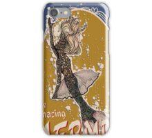 The Amazing Mermaid iPhone Case/Skin