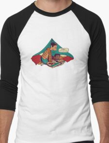 Troy and Abed's Dope Adventures Men's Baseball ¾ T-Shirt