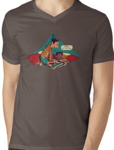 Troy and Abed's Dope Adventures Mens V-Neck T-Shirt