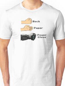 Rock Paper Powerglove T-Shirt