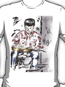 slide guitar T-Shirt
