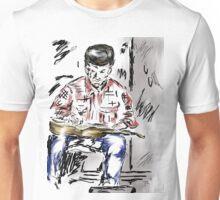slide guitar Unisex T-Shirt