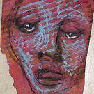 Face, Bernard Lacoque-109 by ArtLacoque