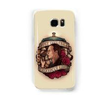 Just This Once Samsung Galaxy Case/Skin