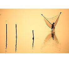 amarapura, burma Photographic Print