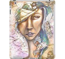 Paper Pirate iPad Case/Skin