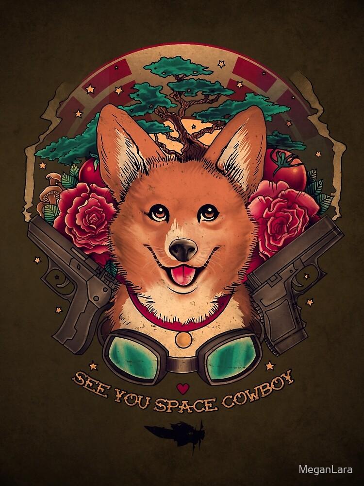 See You Space Cowboy by MeganLara