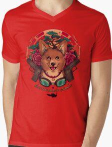 See You Space Cowboy Mens V-Neck T-Shirt