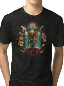 I Am The Bad Wolf Tri-blend T-Shirt