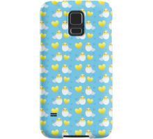 Chicks in eggs for Easter Samsung Galaxy Case/Skin