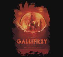 Travel To...  Gallifrey! Baby Tee