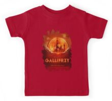 Travel To...  Gallifrey! Kids Tee