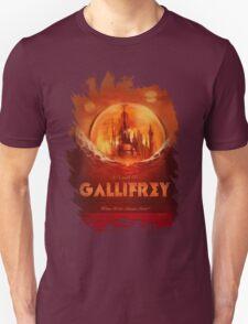 Travel To...  Gallifrey! Unisex T-Shirt